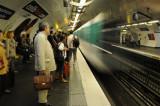 Paris metro, Montparnasse Bienvenue