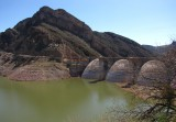 Coolidge Dam - Dedicated by Calvin Coolidge on March 4, 1930