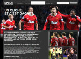 Thanks to Epson contest, I'll be soon in Manchester United !