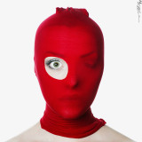 Red Faceless with Eye - Audrey
