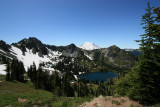 Crystal lake hike