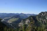 Guye Peak hike at Snoqualmie Pass