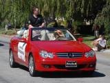 Rose White & Blue parade & festival - 2011