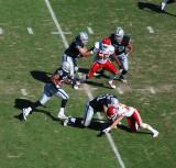 Oakland Raiders vs. Kansas City Chiefs - October, 2011