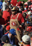 People of the 49ers-Giants game