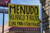 Signs of San Felipe, Mexico