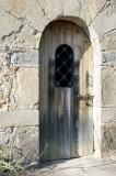 Puerta Ermita de Santa Waldesca