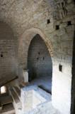 Interior ermita San Emeterio
