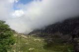 Se echa la niebla