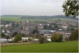zicht op Gulpen vanaf Berghem