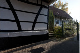 Limburgs vakwerk in de Dorpsstraat