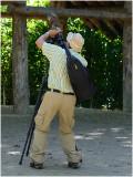 fotograferen in het dierenpark