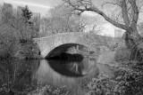 The Gapstow Bridge  Central Park New York City