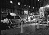 Busy York Avenue at 67th Street, NYC