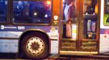 New York City Bus Ride