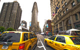 Flat Iron Area NYC