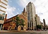 St. John Nepomocene-a Slovakian Catholic Church 1st Avenue at E. 66th Street New York City