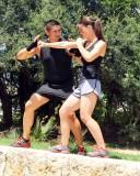 WYNOT Extreme Kickboxing DVD shoot 7.19.2012