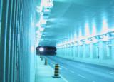 rearview underpass