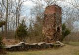 Cotton Mill ruins at  Atsion
