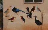 Wall painting - Muurschildering