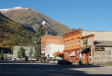 Late afternoon in Silverton