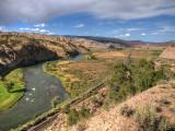 Dotsero Cutoff - Colorado River Road - UP Tracks