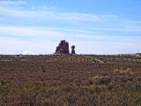 Balanced Rock from a distance