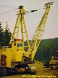 Washington 108 Skylok Yarder on Crawlers