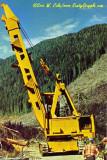 Madill Yarding Crane in Testing