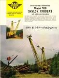 Model 108 Brochure 1968