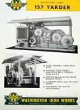 Model 157 Yarder Brochure Cover