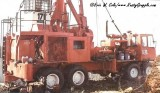 Madill 171 on Rubber- Only 1 Built
