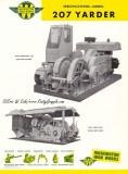 Model 207 Yarder Brochure Cover