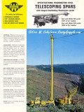 Telescoping Spars Brochure Cover