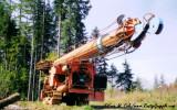 Berger Marc II at Olstedt Logging
