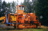 Berger at M2A at Winney Logging