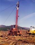 Madill 071 Yarder at  Albrecht Logging
