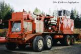 Madill 046 Yarder - Self-Propelled