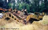 Trackloader Boom at Roesler Timber