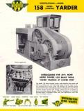 Model 158 Yarder Brochure Cover