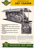 Model 307 Yarder Brochure Cover