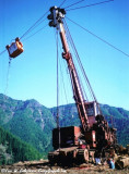 2 Madill 071's at Krume Logging