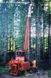 Madill 071 Yarder at Lulay Timber Co.