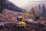 1997 Cat 312BL - Shovel #112