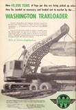 1953 Washington Trackloaders Ad
