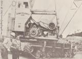 Washington 108 Skylock on Tank