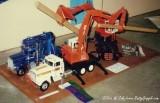 1/16 Scale Plastic- Barko Log Loaders