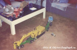 1/16 Scale Plastic- Trucks and Loader