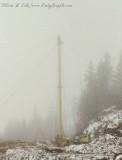 Washington 208 in the Morning  Fog